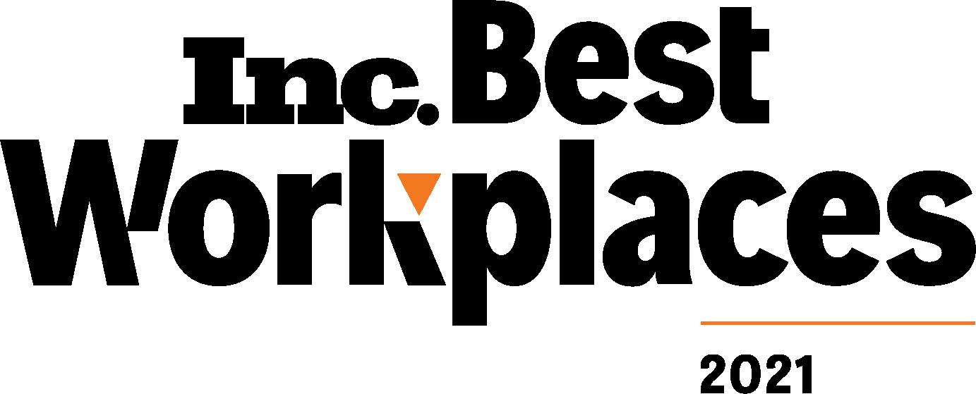 Inc 2021 BestWorkplaces StandardLogo